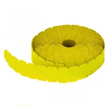Yellow Swing Tags (49mm x 29mm)